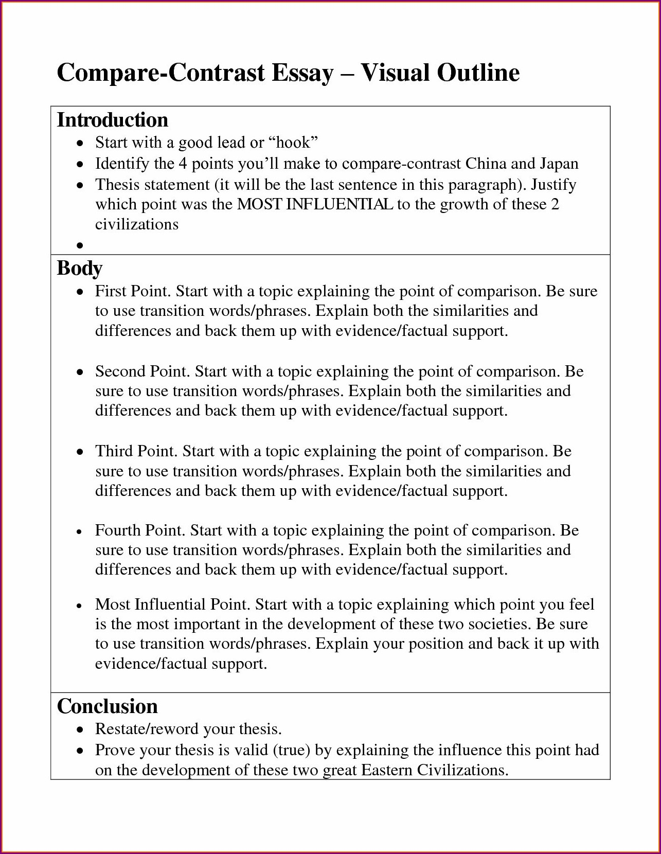 9th Grade Transition Words Worksheet With Answers