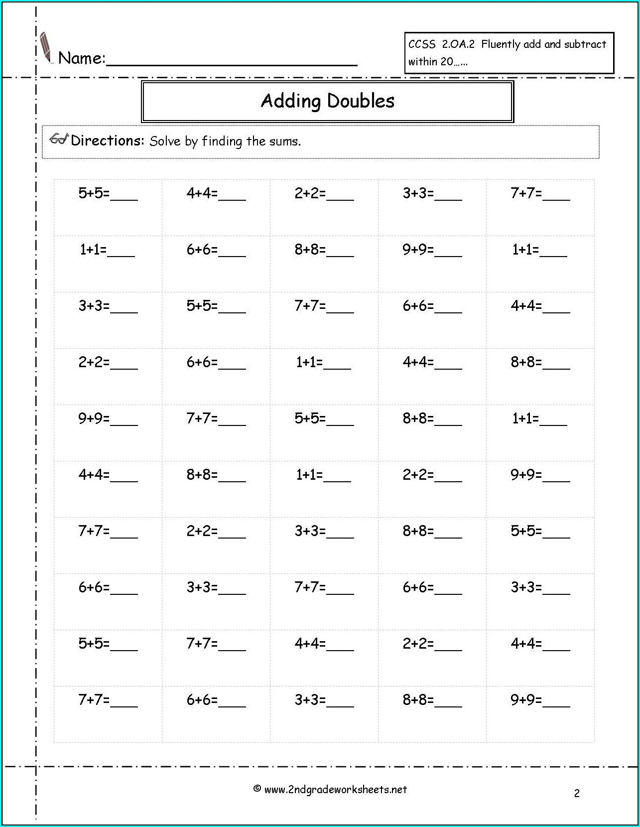 Number Patterns Worksheets 3rd Grade Worksheet Resume