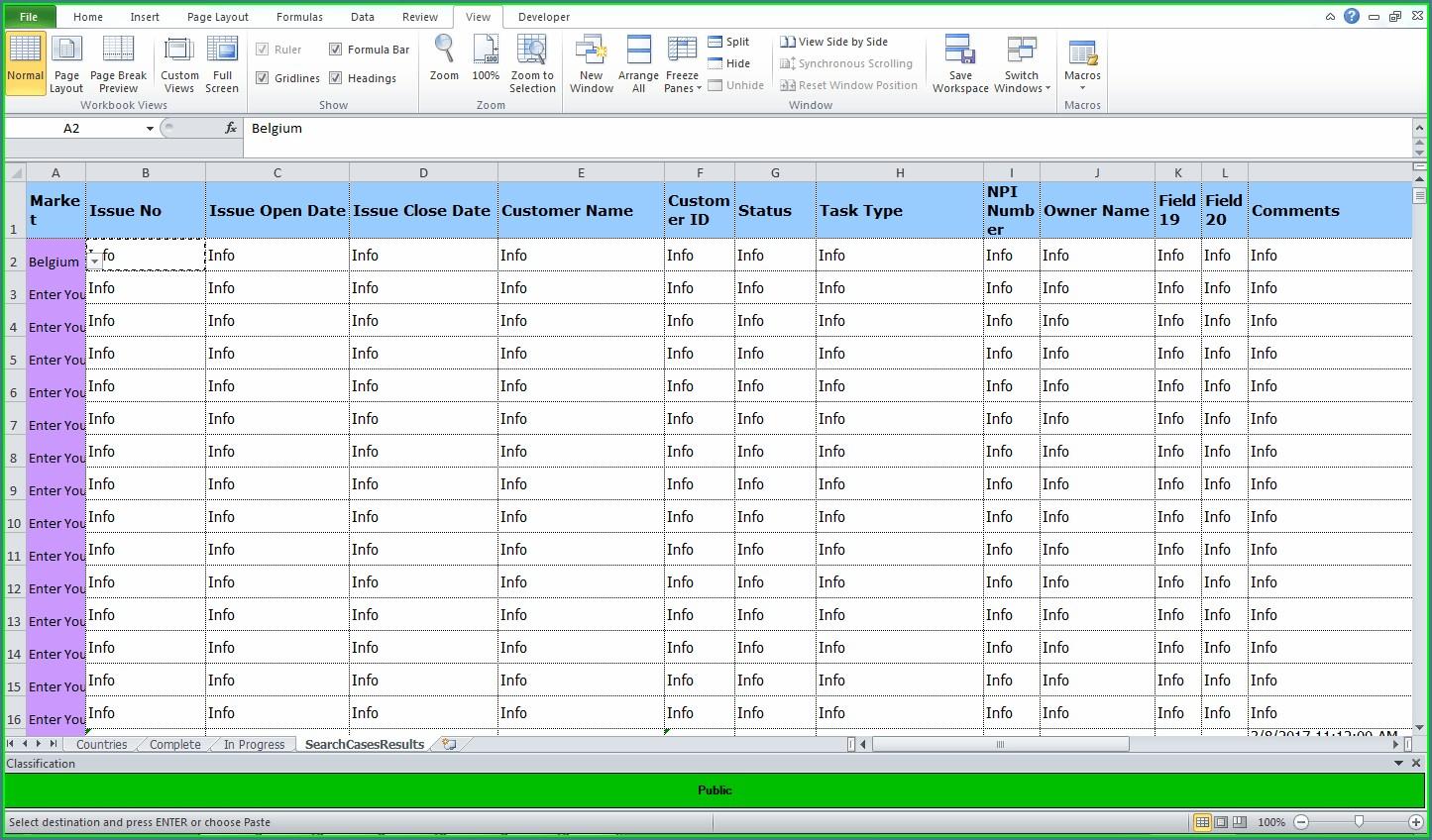 Vba Workbook Global Variable Worksheet Resume Examples