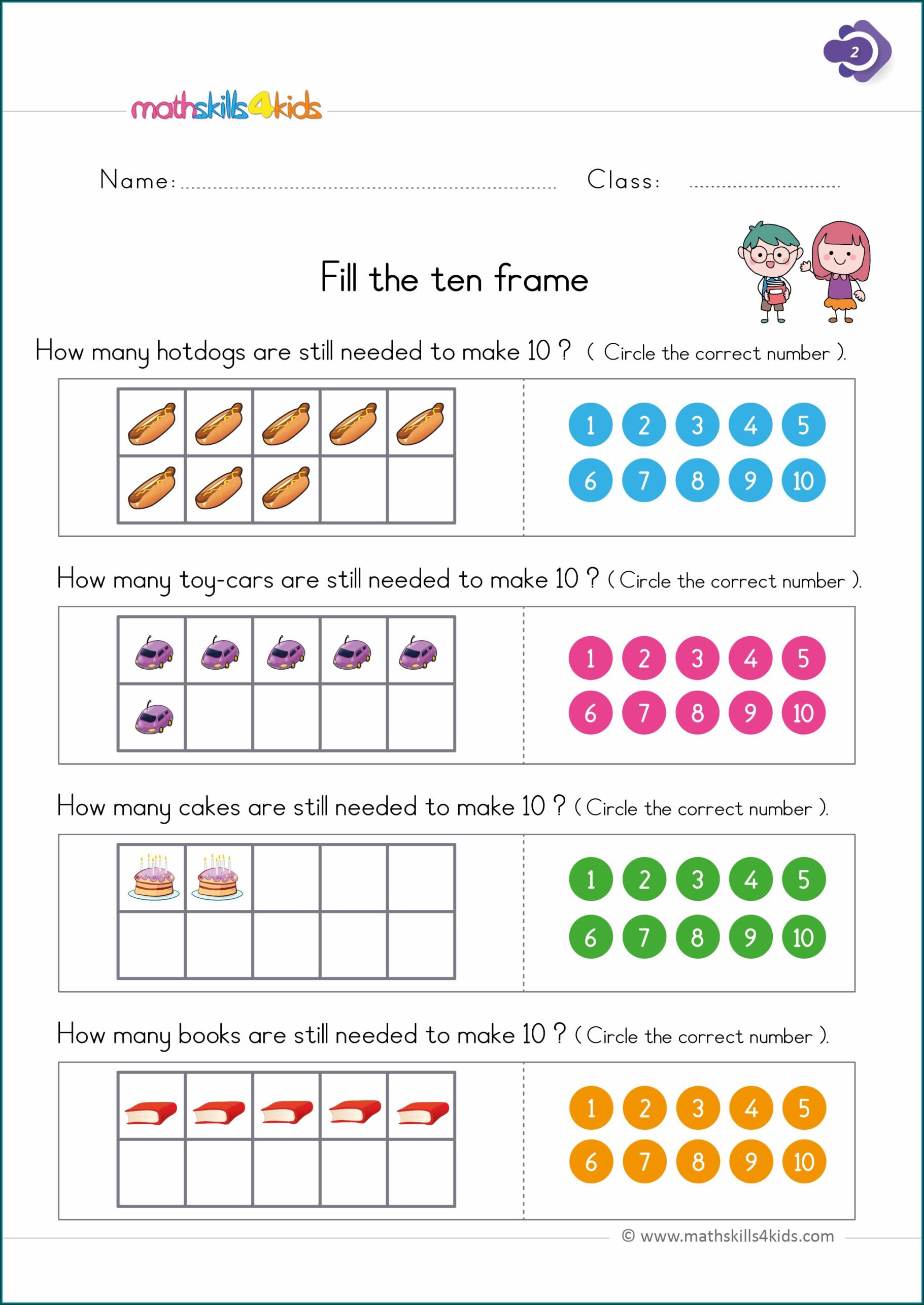 Grade 1 Addition 1st Grade Math Worksheets Worksheet