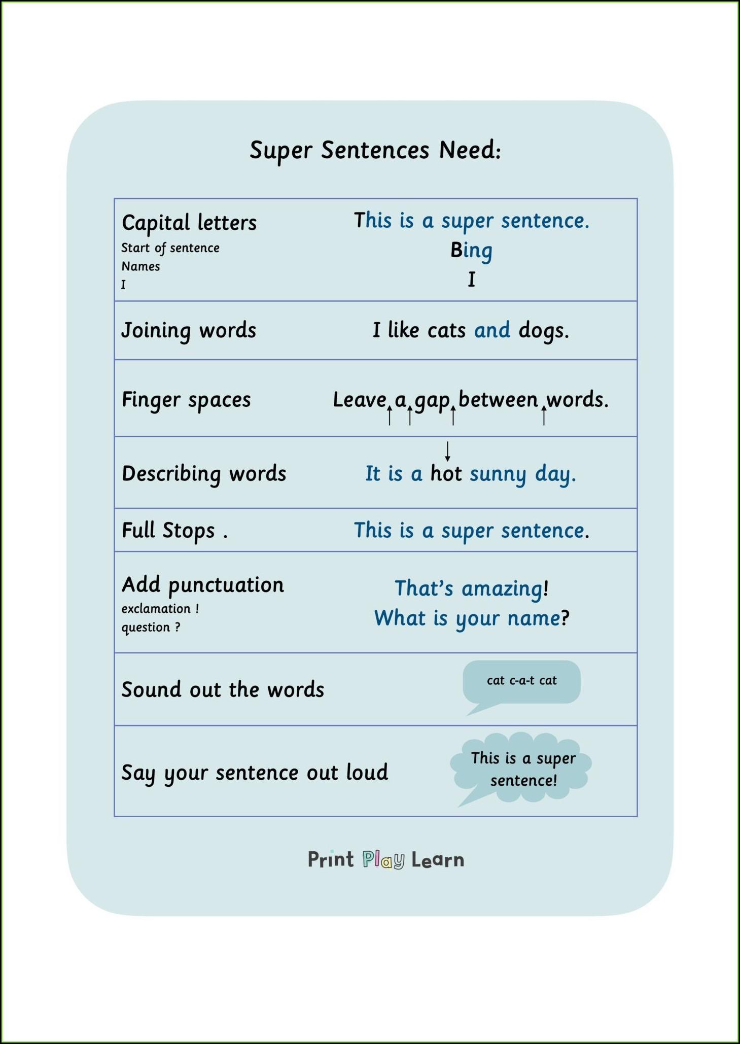 Describing Words Worksheets For Grade 4 Worksheet Resume