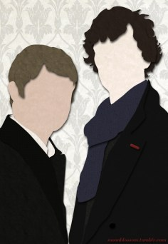 The Holmeses and their Watsons (Sherlock BBC) - Diane Q (Moonblossom)