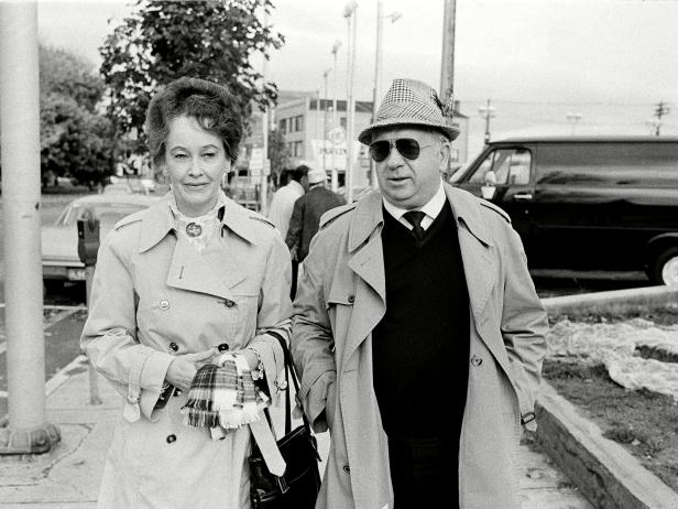 Lorraine and Ed Warren