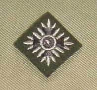 Army Pips- Green