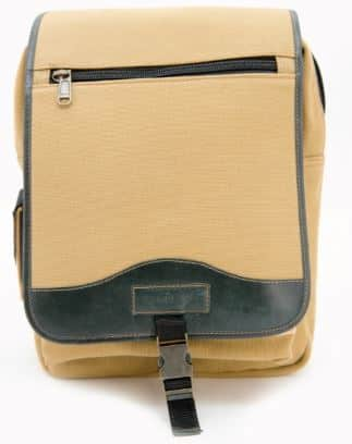 Canvas Carry Sling Pack- Sand