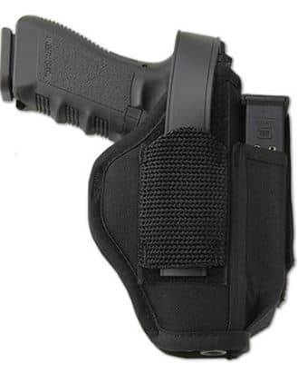 Uncle Mikes Ambidextrous Hip Holster