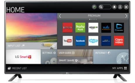 LG 55 Inch Smart LED UHD TV 4K 55UH60
