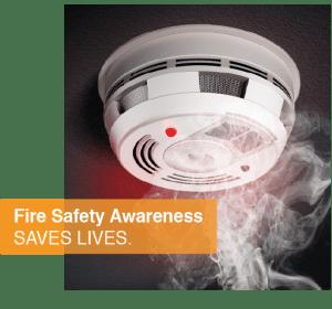 Fire safety is no joke