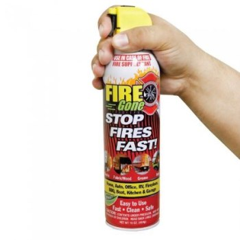 Fire Gone Fire Suppressant (without bracket)