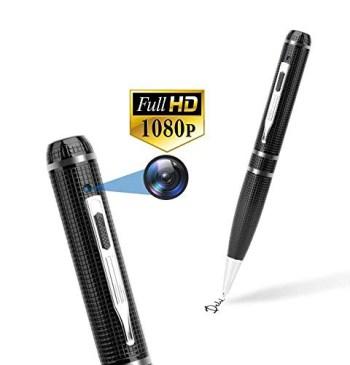 Fuvision Camera Pen Recorder