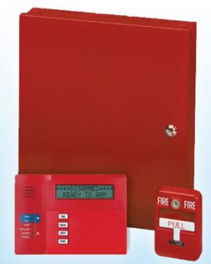 Honeywell Vista Fire Control Turbo