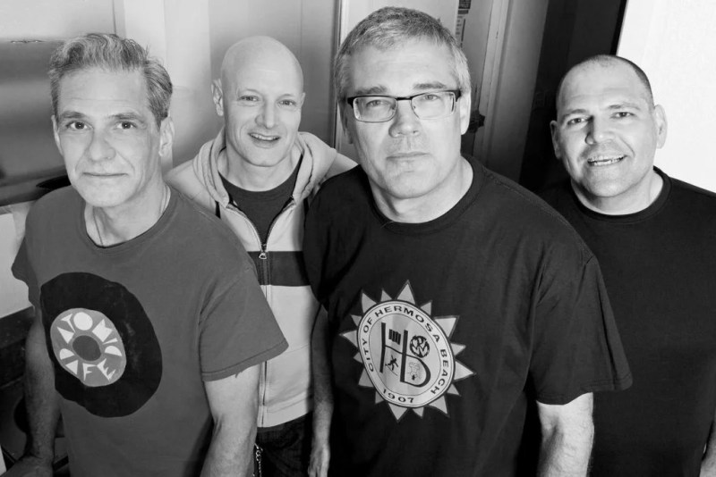 Milo Auckerman of the Descendents