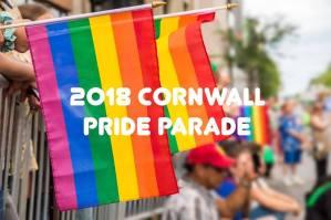 2018 Cornwall Pride Parade @ CCVS        