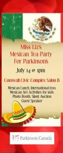 Miss Liz Mexican Tea Party @         