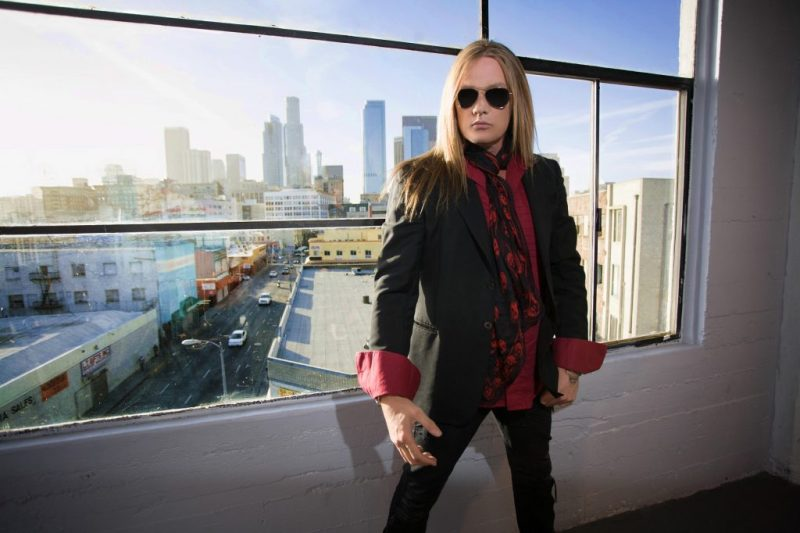 Interview with Sebastian Bach of Skid Row