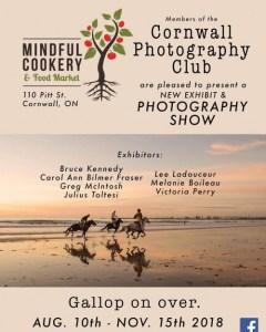 Photography Exhibit @ Mindfull Cookery Cornwall   Cornwall   Ontario   Canada