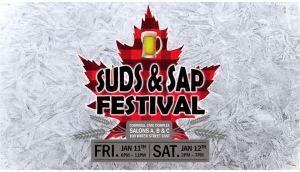 1st Annual Suds & Sap Festival @ Cornwall Civic Complex