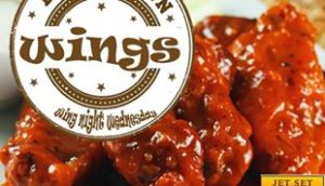 Wednesday Wing Night $7.00 per pound @ Nav Centre | Cornwall | Ontario | Canada