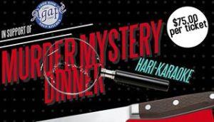 Murder Mystery Dinner - Hari-Karaoke @ Best Western Parkway Inn & Conference Centre   Cornwall   Ontario   Canada