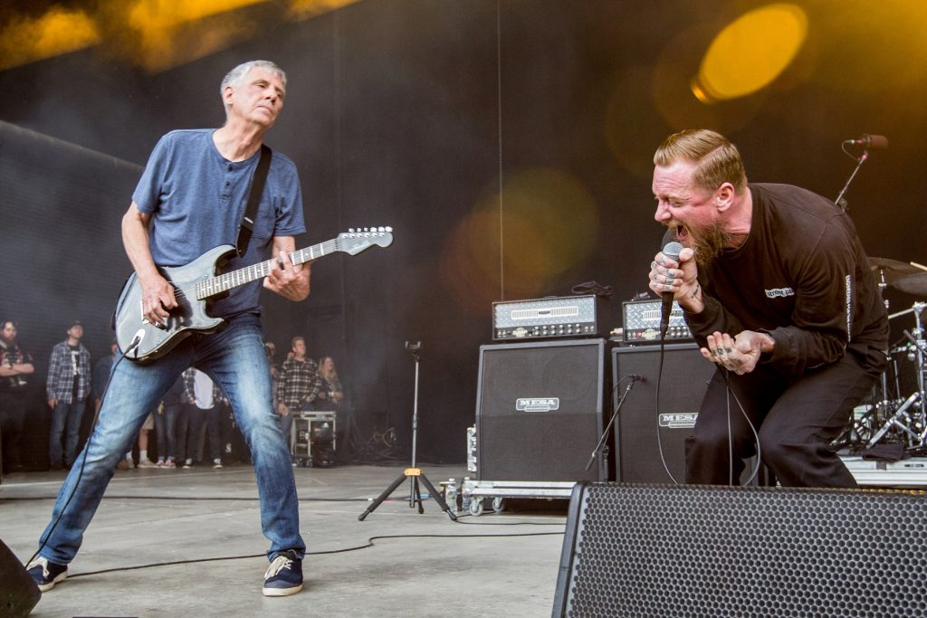 Interview with Black Flag playing Montebello Rock 2019