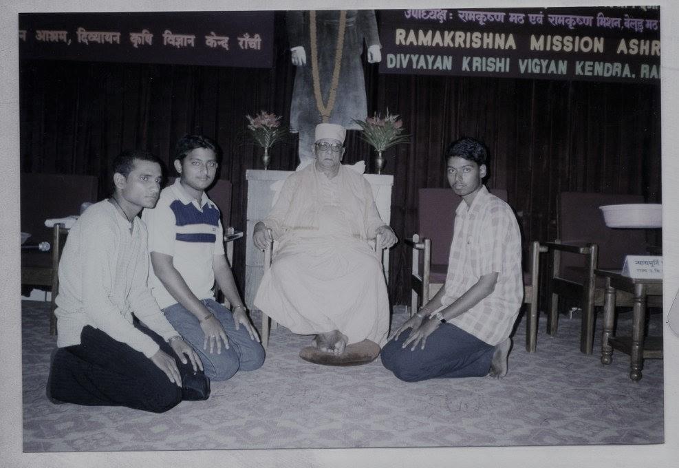 To Exist In Soul - Swami Atmasthananda Ji