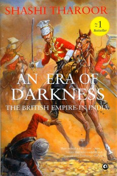 Book Cover -An Era of Darkness