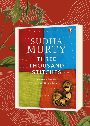 THREE THOUSAND STITCHES | SUDHA MURTHY