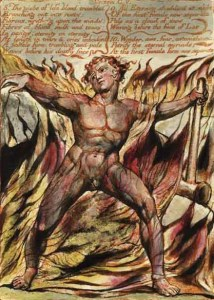 The First Book of Urizen, William Blake, These Fantastic Worlds