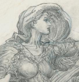 Barry Windsor Smith pencil art
