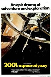 2001, movie poster, these fantastic worlds