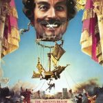 adventures of baron munchausen movie poster, these fantastic worlds