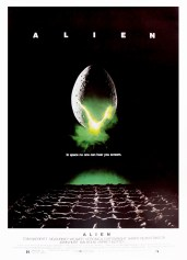 alien, movie poster, these fantastic worlds, movie trailer