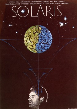 Solaris, movie poster, these fantastic worlds