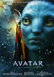 Avatar, movie poster, James Cameron, these fantastic worlds