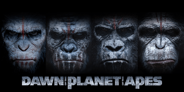 Planet of the Apes, movie posters, movie trailers, sf and fantasy movies