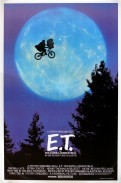 ET, movie poster, these fantastic worlds