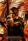 hunger games catching fire, movie poster, movie trailer, these fantastic worlds