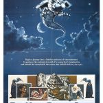 never-ending story, movie poster, Wizard of Oz, movie poster, these fantastic worlds