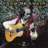 Luzia, Paco de Lucia, album covers, these fantastic worlds