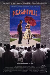 pleasantville, movie poster, these fantastic worlds