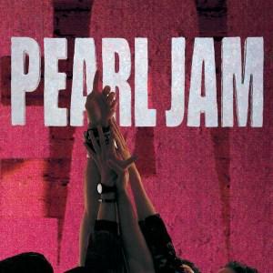 Pearl Jam, Ten, top guitar albums