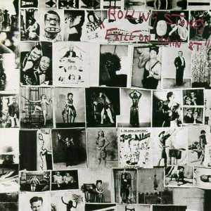 Top Guitar Albums, Rolling Stones, exile on main street front