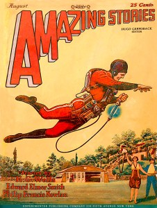 Amazing Stories, Buck Rogers