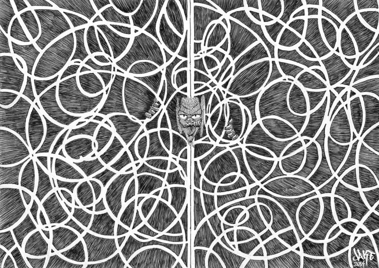 Echoes - Demon - micro fiction by Jake Jackson