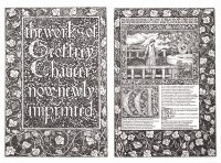 William Morris, Chaucer, Canterbury Tales, These Fantastic Worlds