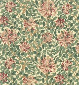 William Morris, Honeysuckle design