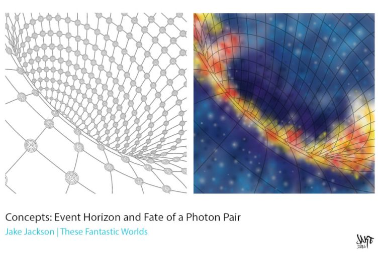 these fantastic worlds, jake jackson, photon pairs