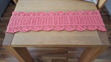 Tablecloth-a Crochet Project