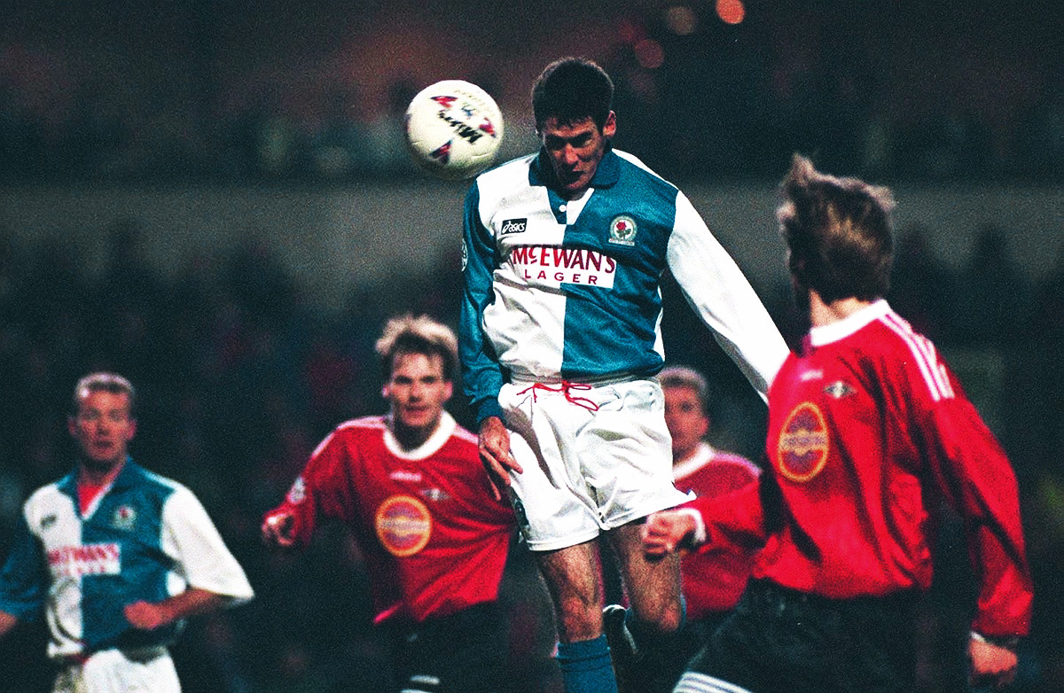 What not to do in the Champions League, starring Blackburn Rovers