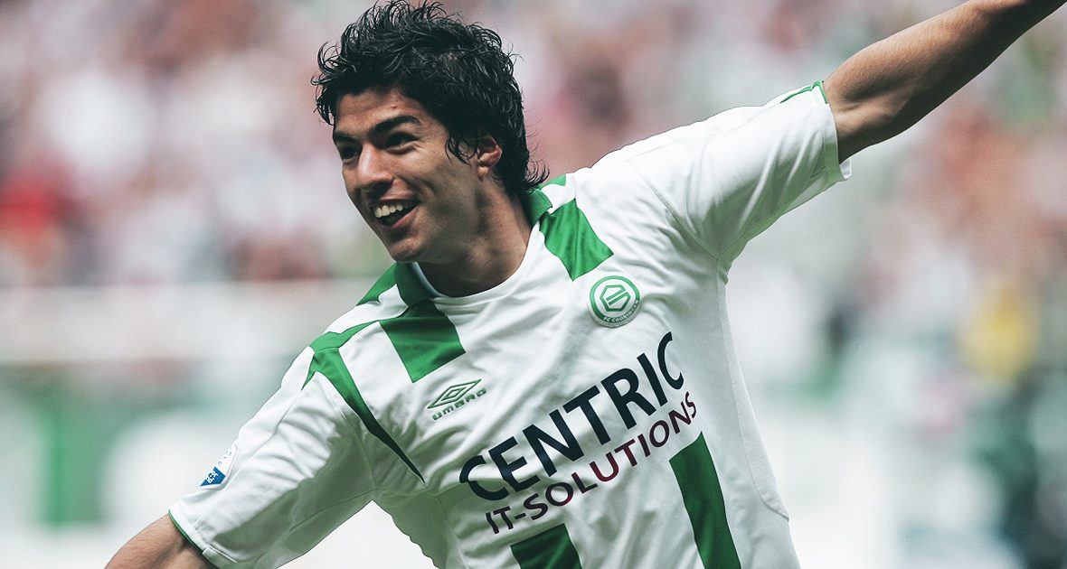 The Making Of Luis Suarez A Year In Groningen